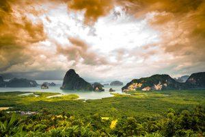 Thajsko Phang Nga
